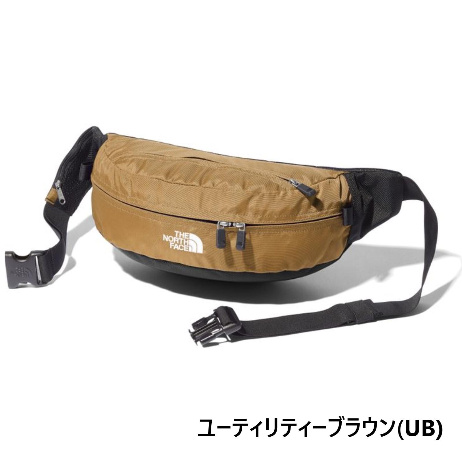 ザ・ノースフェイス  NM72100 スウィープ ウエストバッグ(4L)