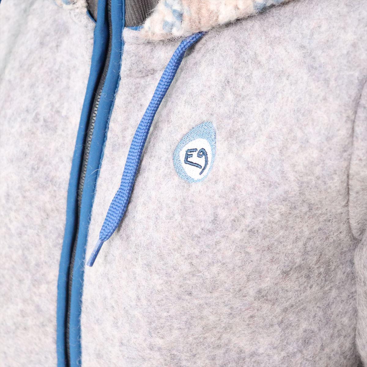 E9 W's HOODIE ROSITA2.1 W21 GREY