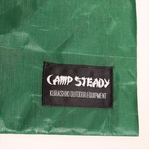 CampSteady キャンプステディ ダイニーマサコッシュ