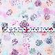 150cm巾【 リネン 100%生地 】トキワバナ  薄地 1m単位 R0020-282【シャツ、スカート、ワンピースに最適】