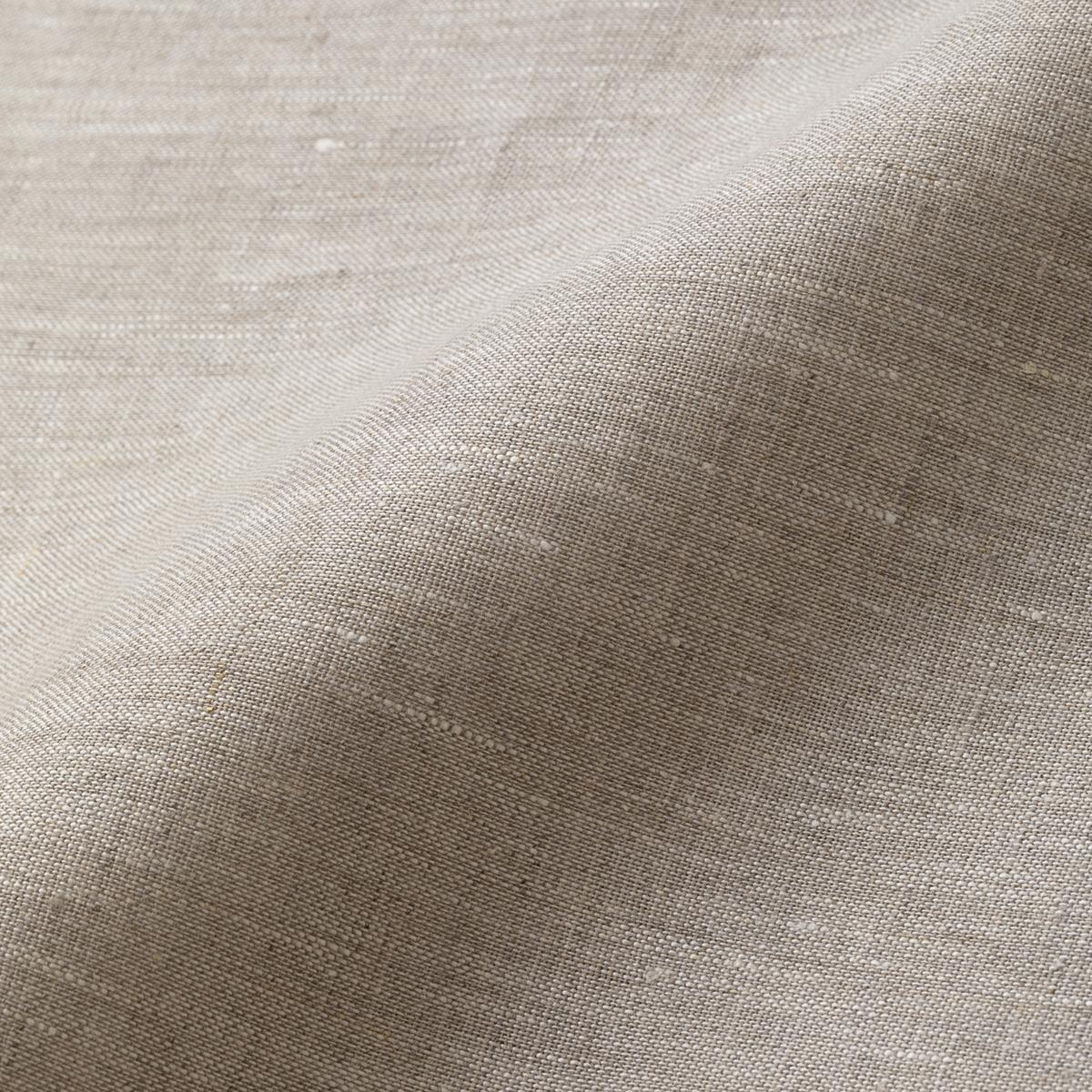 220cm巾 【 リネン 100% 生地 】 オートミール 無地 中厚地 1m単位 R1787 <旧品番 N-7871> 【ワンピース、スカート、カーテン、シーツに最適】