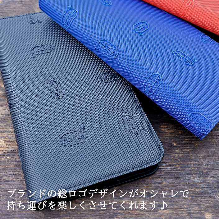 Vibram × tokyoaoyama100  iPhone CASE Book Type(手帳型)iPhoneX/iPhoneXs対応