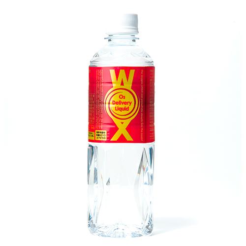 【定期購入】酸素補給水WOX -ウォックス- 500ml 24本入り