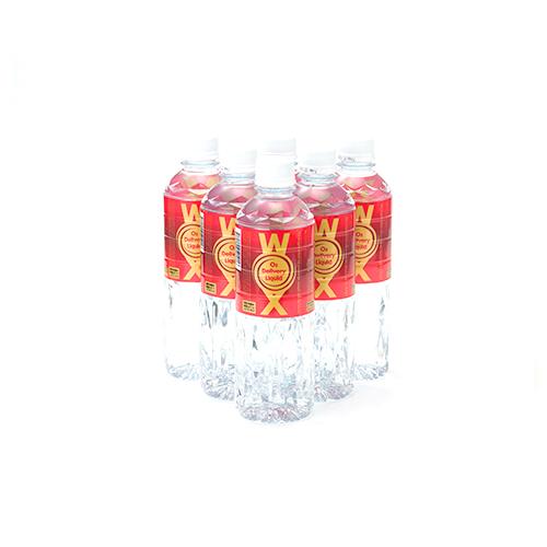 酸素補給水WOX 500ml 6本入