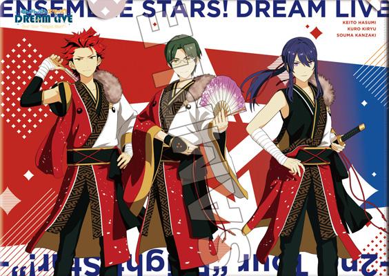 "【DVD】あんさんぶるスターズ!DREAM LIVE - 2nd Tour ""Bright Star!""- DVD"
