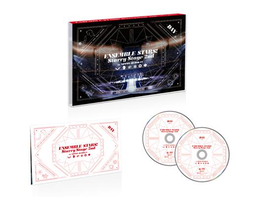 【DVD】あんさんぶるスターズ!Starry Stage 2nd 〜in 日本武道館〜 DAY盤 [DVD]