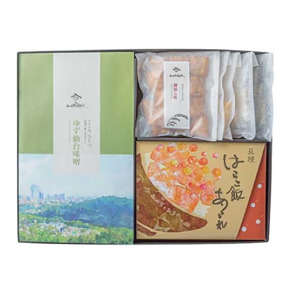 【産地直送/送料込】<みやぎのあられ>宮城・亘理味めぐり 8種セット