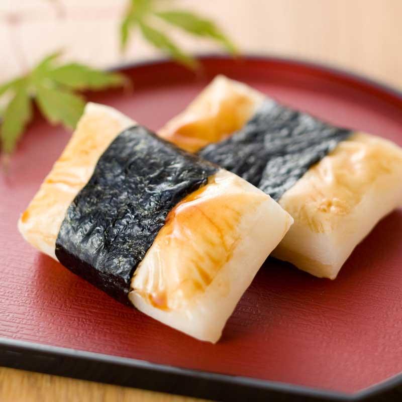 【産地直送/送料込】 〈セイヒョー〉魚沼産こがね米100%生切餅(800g×2)