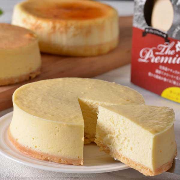 【産地直送/送料込】 〈十勝ドルチェ〉ブラウンスイスチーズケーキセット