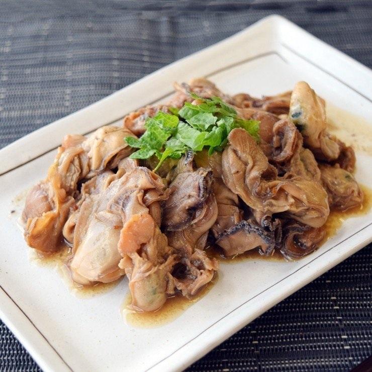 【産地直送/送料込】<かみたいら>牡蠣のまろやか煮パック(130g×3)