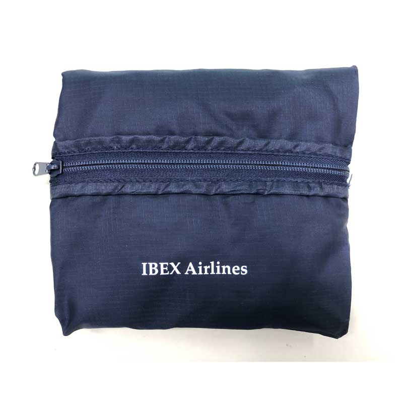 【IBEXオリジナル】 20周年記念ボストン型おりたたみキャリーオンバッグ