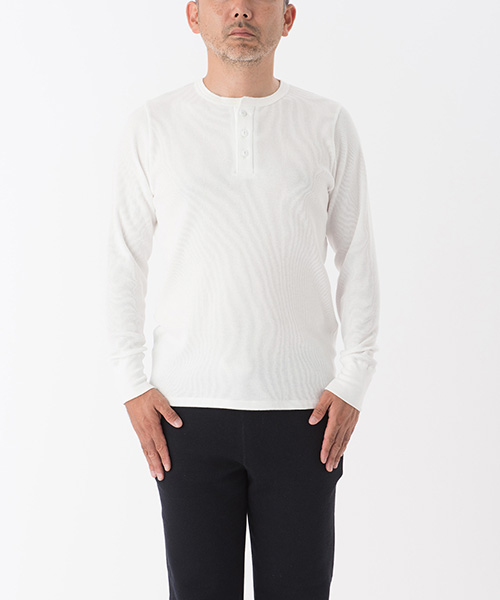 50 HENLEY NECK SHIRTS