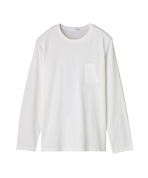 20 POCKET LONG T-SHIRTS