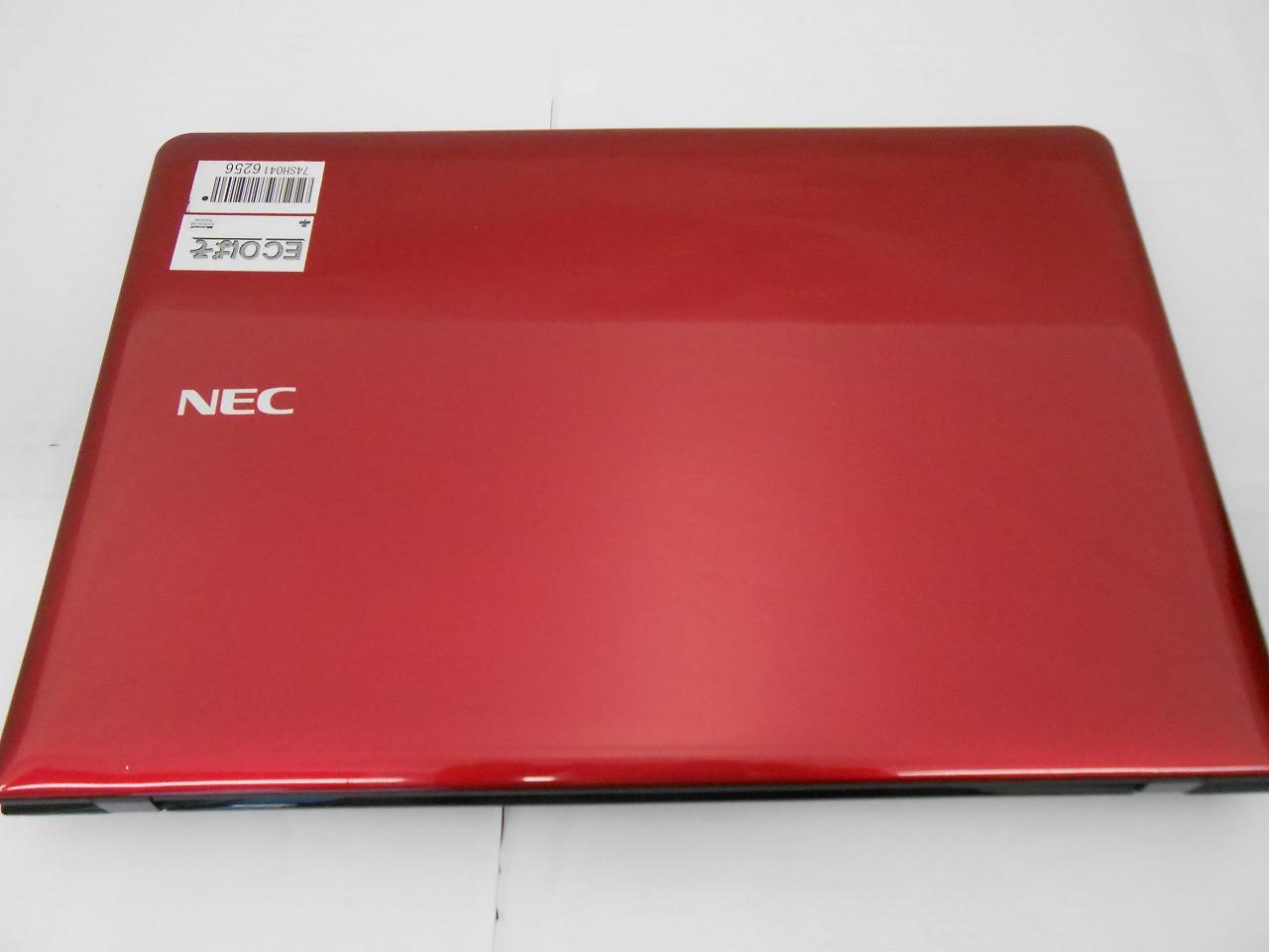 【テレワーク応援】【WPSOffice付】【中古】 NEC Lavie LS700/R/2014年モデル/Corei7 4702MQ 2.2GHz/メモリ8GB/SATA750GB/15インチ/Windows10Home【3ヶ月保証】【足立店発送】