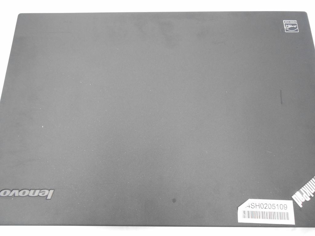 【中古】Lenovo ThinkPad T450/2015年モデル/Corei7 5500U 2.4GHz/メモリ8GB/SSD240GB/14インチ/Windows10Home【3ヶ月保証】【足立店発送】