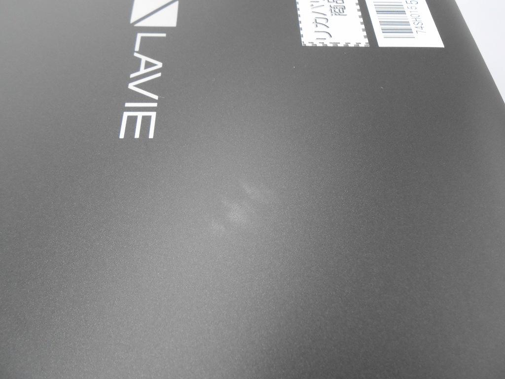 【中古】 NEC Lavie NS600/K /2018年モデル/Corei7 8550U 1.8GHz/メモリ4GB/HDD1000GB/15インチ/Windows10Home【3ヶ月保証】【足立店発送】