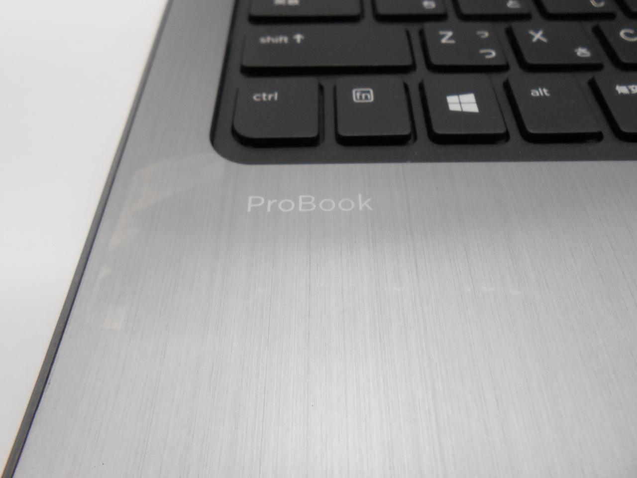 【テレワーク応援】【WPSOffice付】【中古】HP ProBook 430 G2/2015年モデル/Corei5 5200U 2.2GHz/メモリ4GB/HDD320GB/13インチ/Windows10Home【3ヶ月保証】【足立店発送】