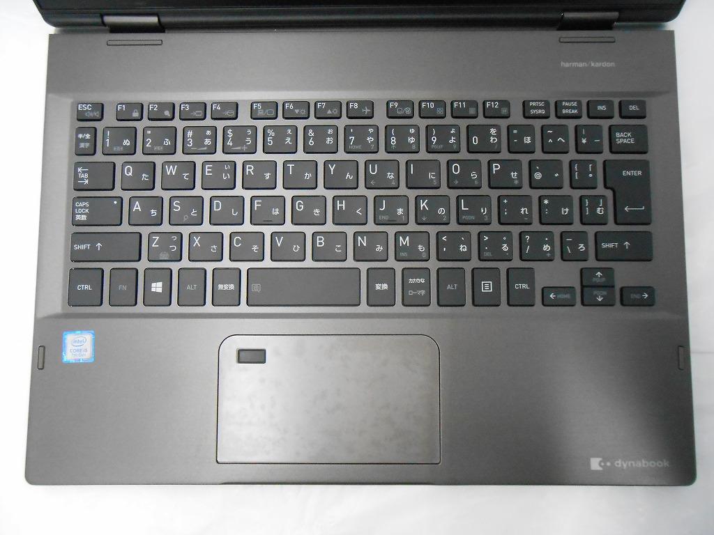 【SPRING SALE】【中古】 dynabook V62/B /2016年モデル/Corei5 7200U 2.5GHz/メモリ8GB/SSD128GB/12インチ/Windows10Home【3ヶ月保証】【足立店発送】