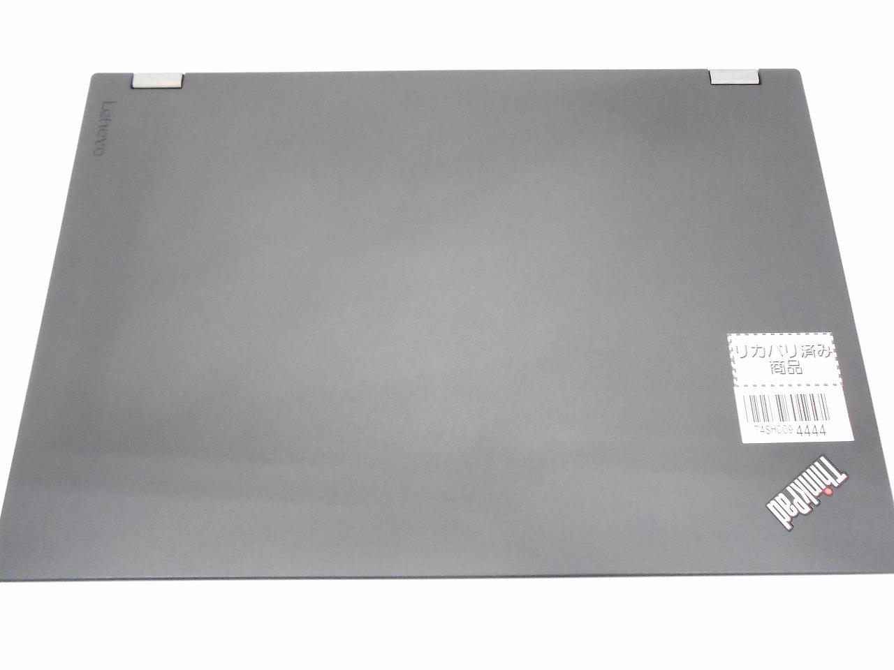 【決算セール】【テレワーク応援】【WPSOffice付】【中古】Lenovo ThinkPad L570/2017年モデル/Corei5 7200U 2.5GHz/メモリ8GB/HDD500GB/15インチ/Windows10Pro【3ヶ月保証】【足立店発送】