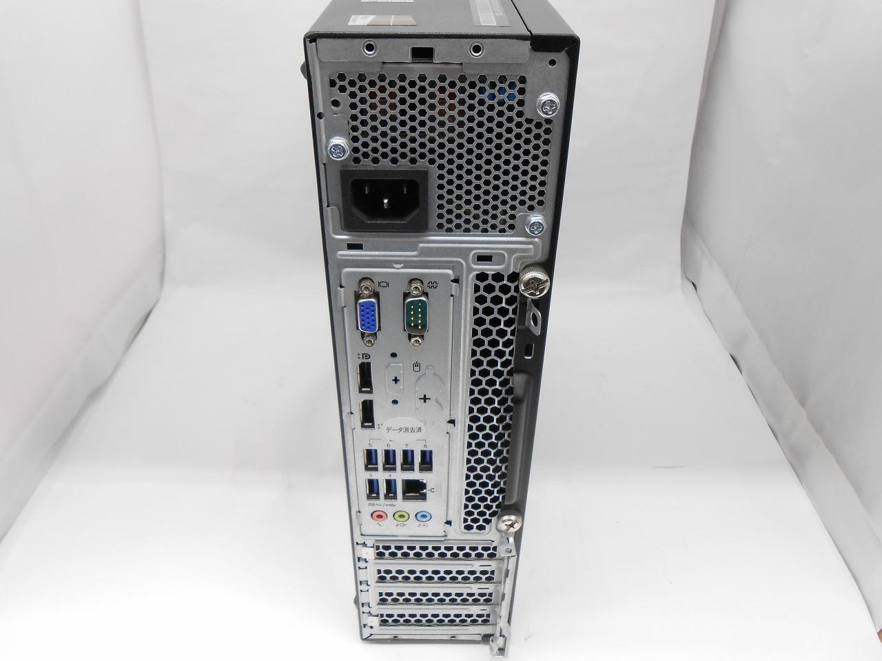 【テレワーク応援】【WPSOffice付】【中古】Lenovo ThinkCentre M900/2015年モデル/Corei5 6500 3.2GHz/メモリ4GB/HDD500GB/Windows10Home【3ヶ月保証】【足立店発送】