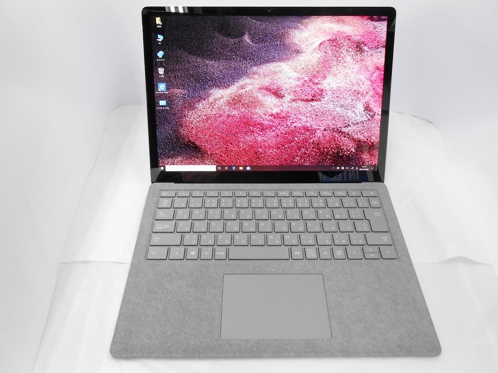 【周年祭】【中古】 Microsoft Surface Laptop2/2018年モデル/Corei5 8250U 1.6GHz/メモリ8GB/SSD128GB/13インチ/Windows10Home【3ヶ月保証】【足立店発送】