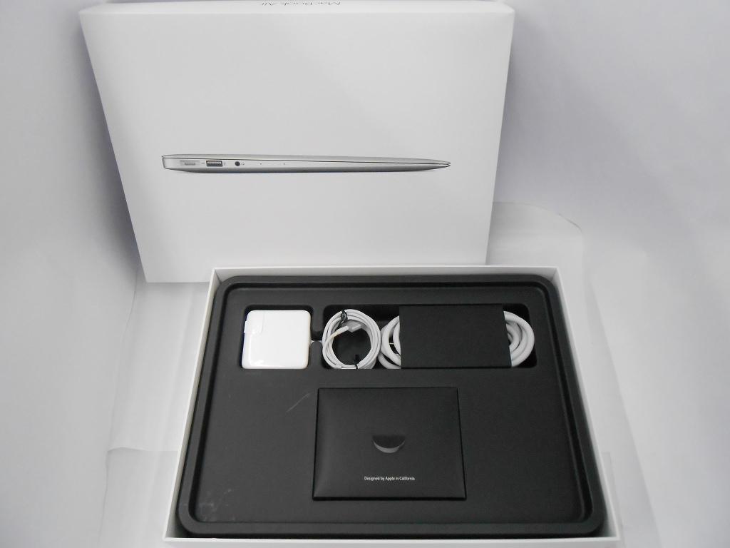 Bランク【中古】 Apple MacBookAir MQD32J/A /Mid2017/Corei5 1.8GHz/メモリ8GB/SSD128GB/13インチ/Mac OS Sierra【3ヶ月保証】【足立店発送】