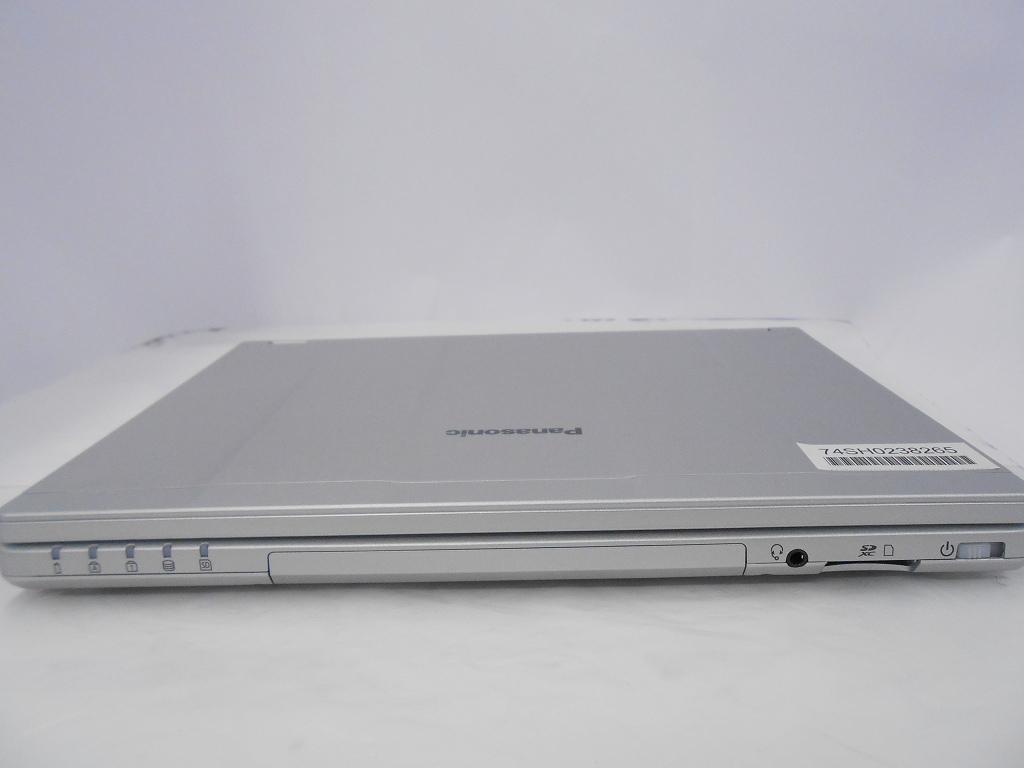 【中古】Panasonic Let'snote CF-SZ5/2015年モデル/Corei5 6300U 2.4GHz/メモリ4GB/SSD128GB/12インチ/Windows10Home【3ヶ月保証】【足立店発送】