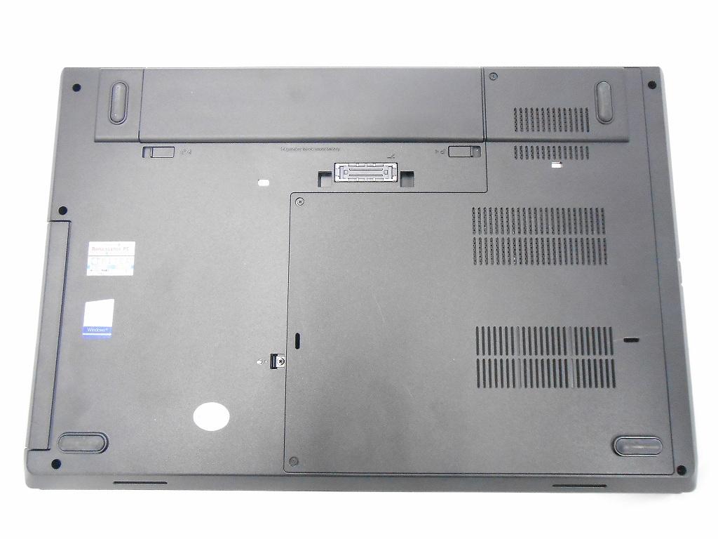 【中古】Lenovo ThinkPad L570/2017年モデル/Corei7 7500U 2.7GHz/メモリ8GB/SSD256GB/15インチ/Windows10Pro【3ヶ月保証】【足立店発送】