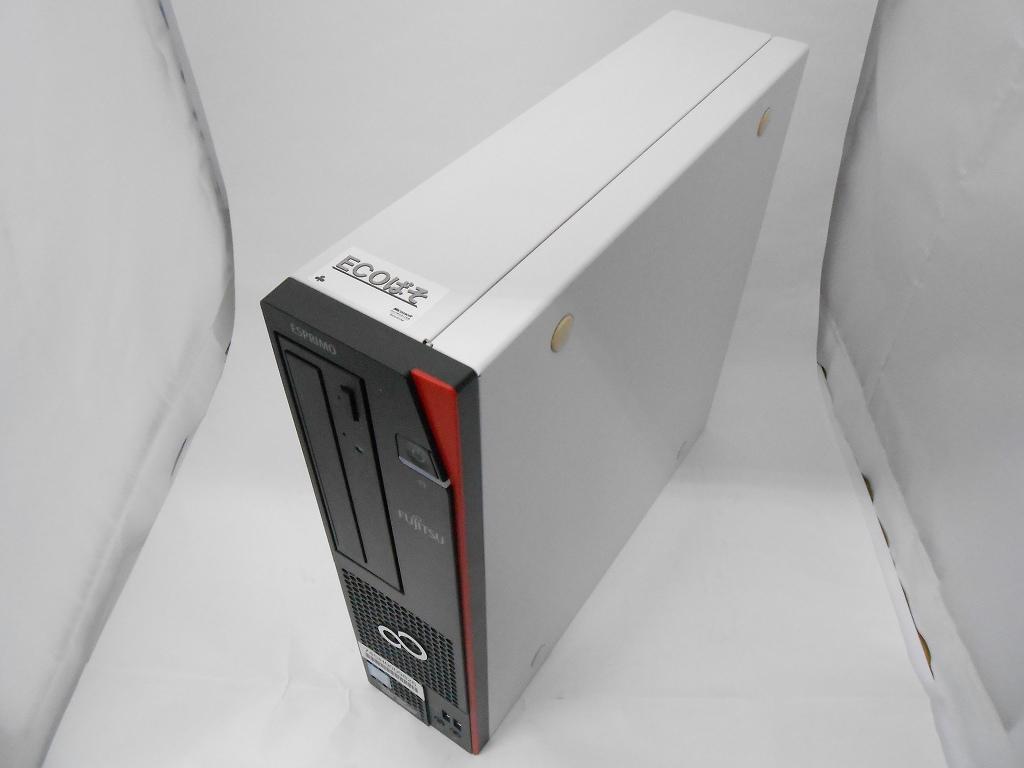 【中古】富士通 FUJITSU ESPRIMO D556/M/2015年モデル/Corei3 6100 3.7GHz/メモリ4GB/HDD500GB/Windows10Home【1ヶ月保証】【足立店発送】