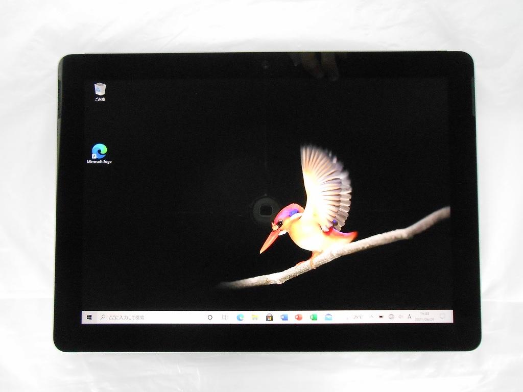 【中古】【MSOffice2016 H&B付】 Microsoft Surface Go/2018年モデル/Pentium 4415Y 1.6GHz/メモリ8GB/SSD128GB/10インチ/Windows10Home(Sモード)【3ヶ月保証】【足立店発送】