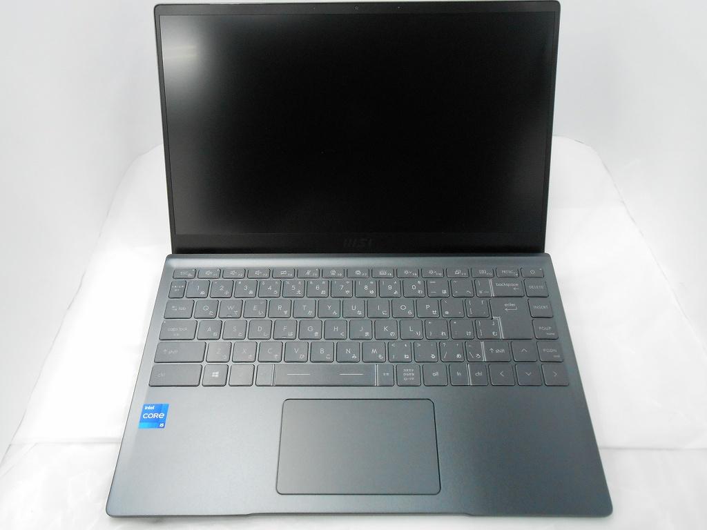【新品】 MSI Modern-14-B11M-1097JP/2021年モデル/Corei5 1135G7 2.4GHz/メモリ8GB/SSD512GB/14インチ/Windows10Pro【2年間保証】【足立店発送】