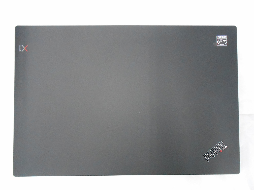 【未使用品】Lenovo ThinkPad X1 Carbon/2018年モデル/Corei5 8350U 1.7GHz/メモリ8GB/SSD256GB/14インチ/Windows10Pro【2022年9月までメーカー保証あり】【足立店発送】