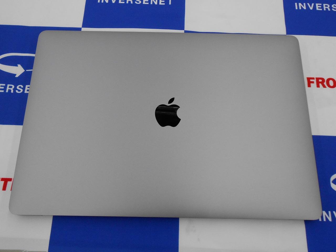 Aランク【決算セール】【中古】 Apple MacBookPro MR932J/A/Mid2018/Corei7 2.2GHz/メモリ16GB/SSD256GB/15インチ/Mac OS X Catalina【3ヶ月保証】【足立店発送】