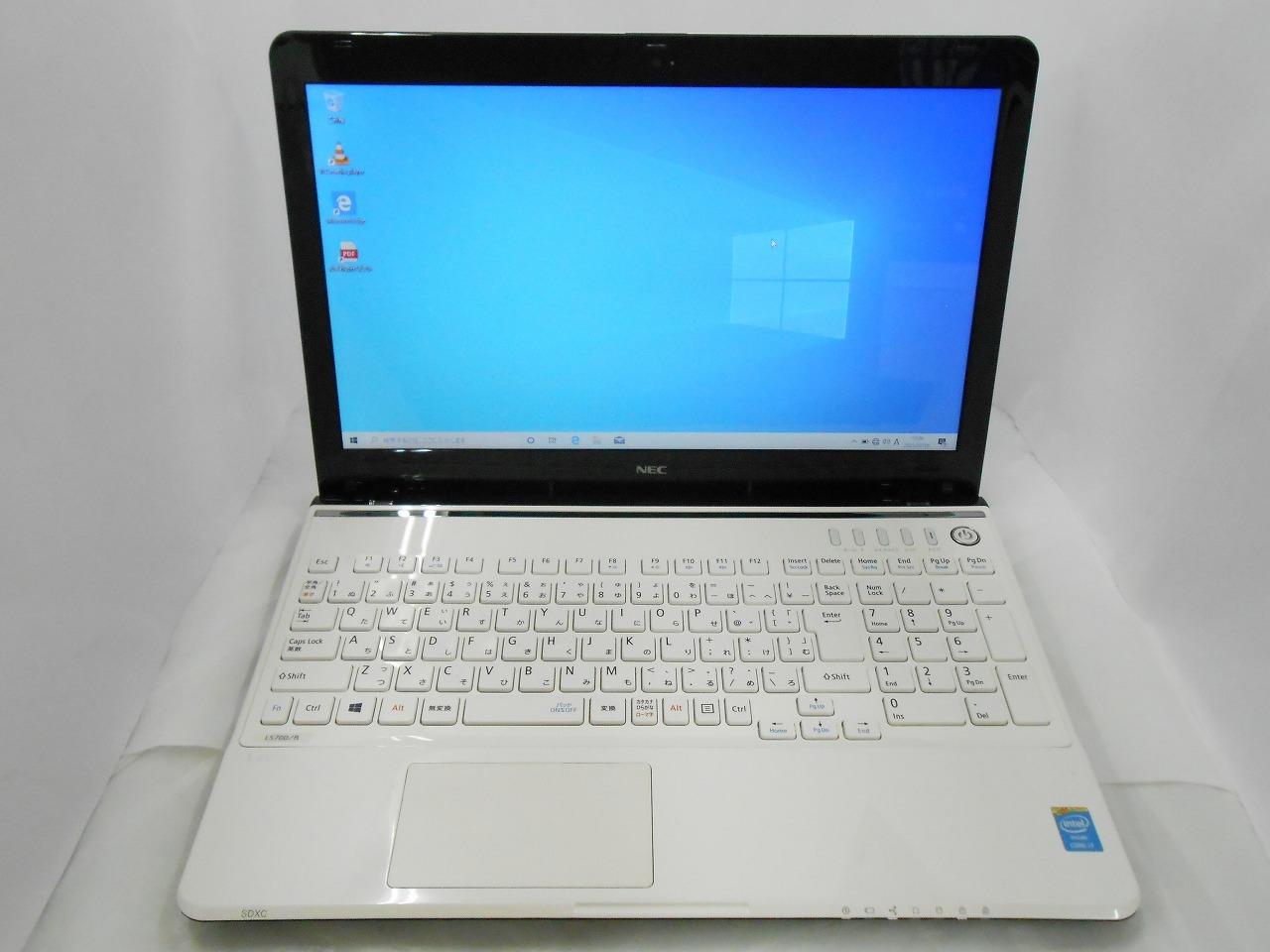 【中古】 NEC Lavie LS700/RSW/2014年モデル/Corei7 4702MQ 2.2GHz/メモリ8GB/HDD1000GB/15インチ/Windows10Home【3ヶ月保証】【足立店発送】