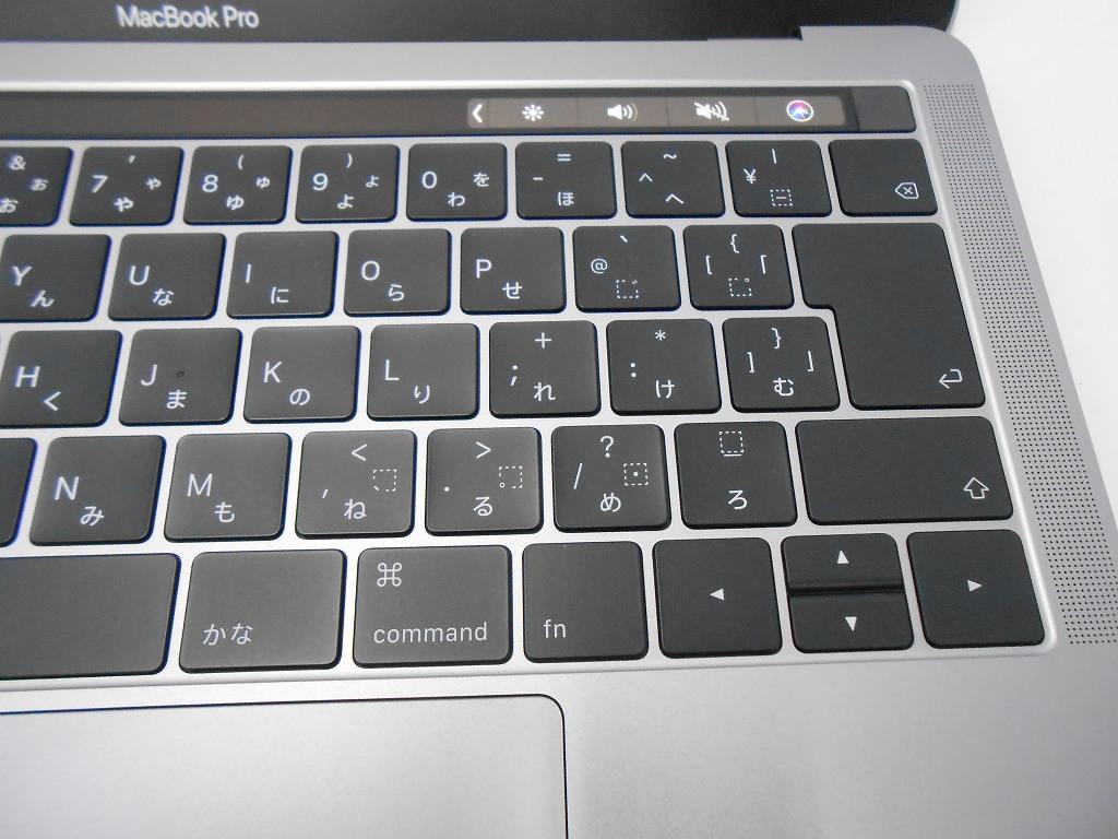 Bランク【中古】 Apple MacBookPro MV962J/A/Mid2019/Corei5 2.4GHz/メモリ8GB/SSD256GB/13インチ/Mac OS Mojave【3ヶ月保証】【足立店発送】