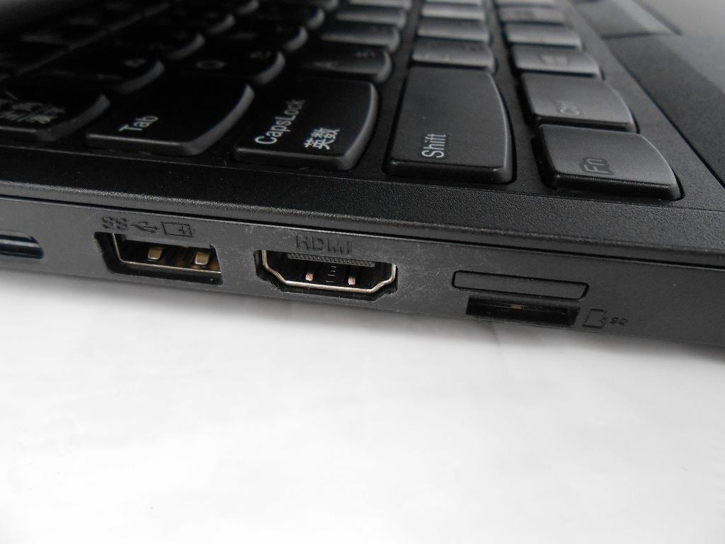 【中古】Lenovo ThinkPad L580/2018年モデル/Corei5 8250U 1.6GHz/メモリ8GB/HDD500GB/15インチ/Windows10Pro【3ヶ月保証】【足立店発送】