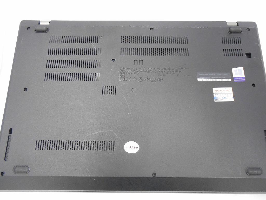【中古】【WPSOffice付】Lenovo ThinkPad L580/2018年モデル/Corei5 8250U 1.6GHz/メモリ8GB/HDD500GB/15インチ/Windows10Pro【3ヶ月保証】【足立店発送】
