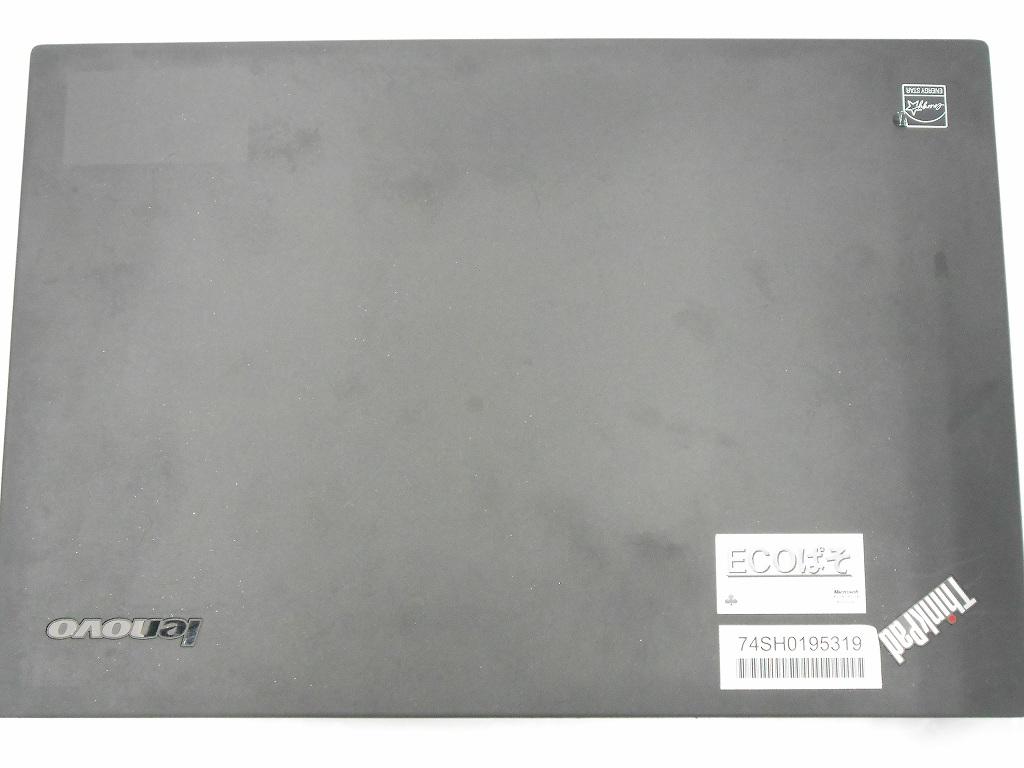 【中古】Lenovo ThinkPad T450/2015年モデル/Corei7 5500U 2.4GHz/メモリ8GB/HDD500GB/14インチ/Windows10Home【3ヶ月保証】【足立店発送】