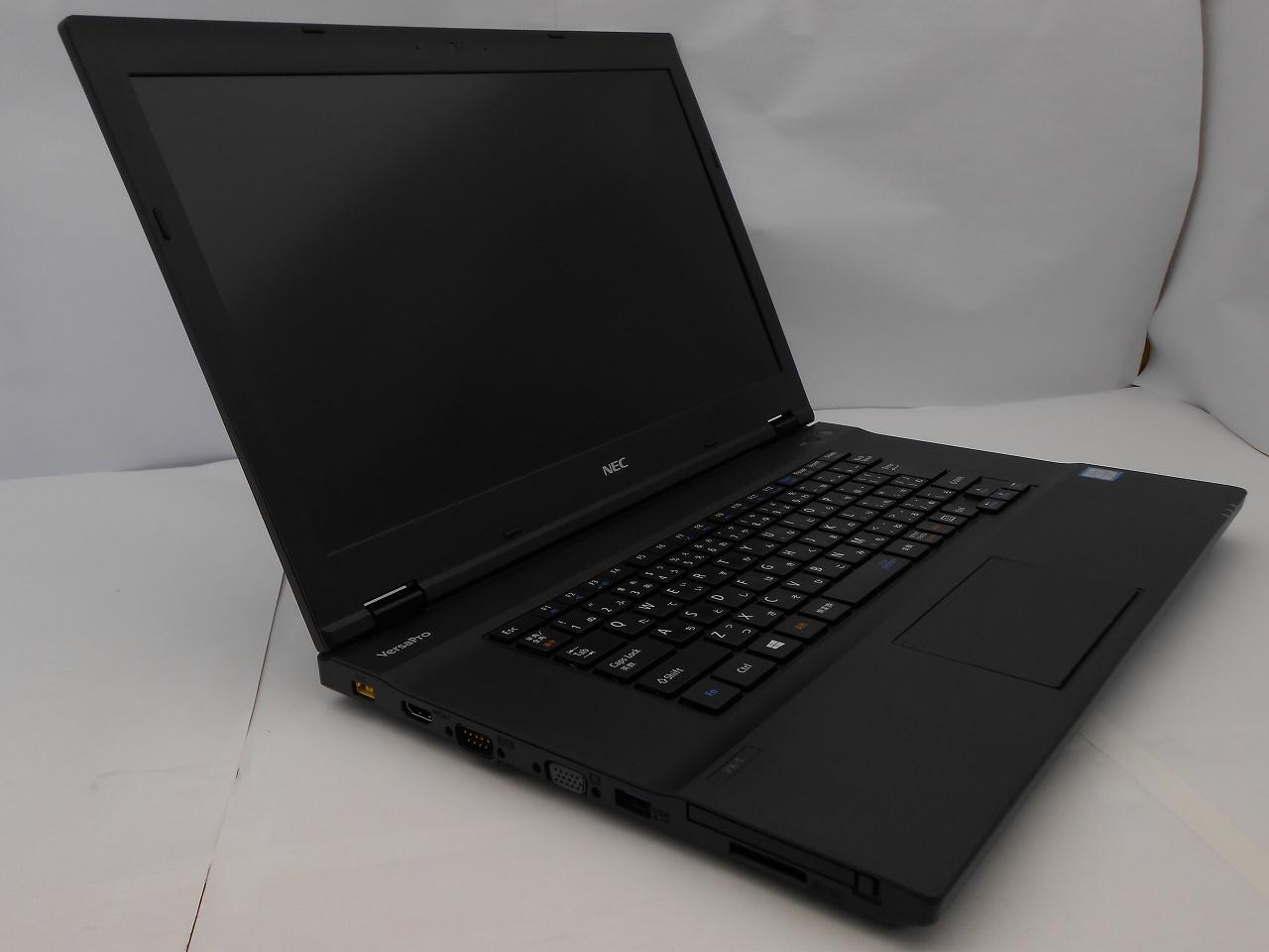 【中古】 NEC VersaPro VK23T/X-T/2016年モデル/Corei5 6200U 2.3GHz/メモリ4GB/SATA500GB/15インチ/Windows10Home【3ヶ月保証】【足立店発送】