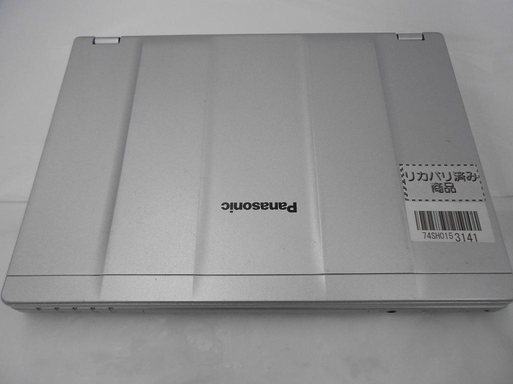 【SPRING SALE】【中古】Panasonic Let'snote CF-SZ6/2017年モデル/Corei5 7200U 2.5GHz/メモリ8GB/SSD256GB/12インチ/Windows10Pro【3ヶ月保証】【足立店発送】