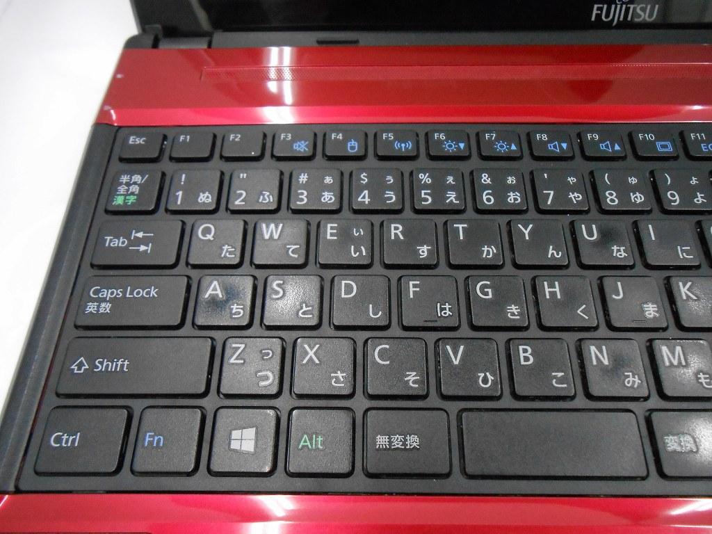 【中古】 富士通 FUJITSU LIFEBOOK AH53/R /2014年モデル/Corei7 4702MQ 2.2GHz/メモリ8GB/HDD750GB/15インチ/Windows10Home【3ヶ月保証】【足立店発送】