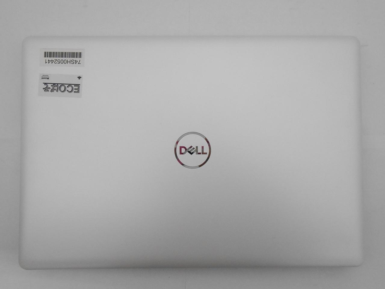 【中古】DELL Inspiron15 5570/2017年モデル/Corei3 8130U 2.2GHz/メモリ4GB/HDD1000GB/15インチ/Windows10Home【3ヶ月保証】【足立店発送】