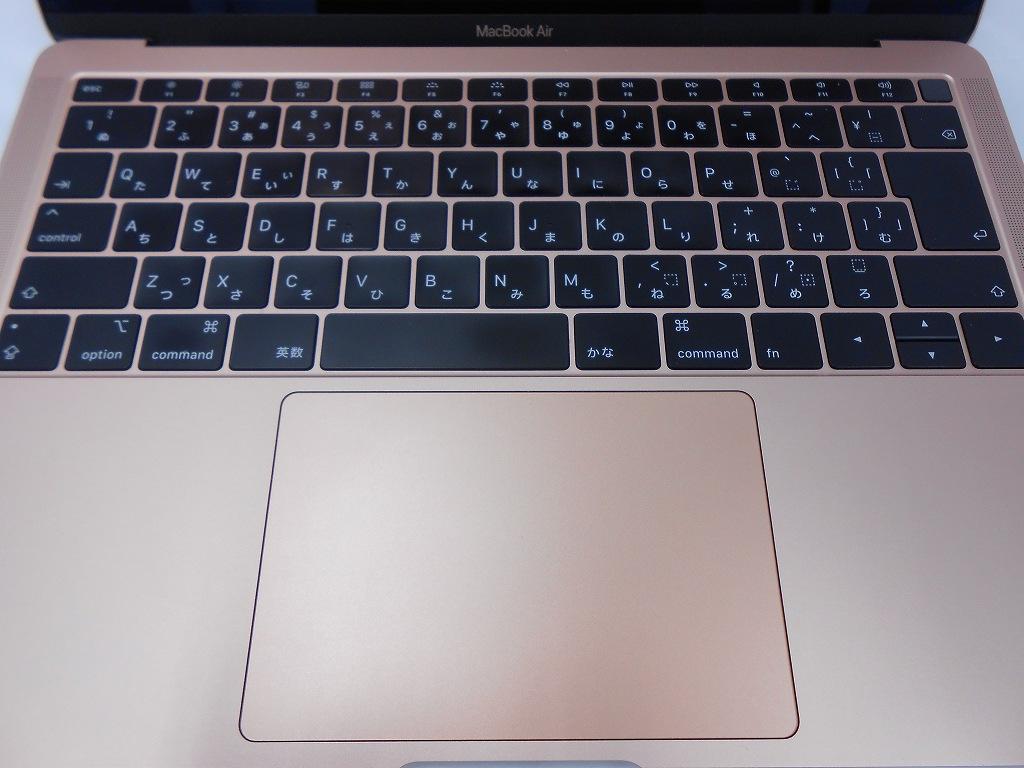Bランク【中古】 Apple MacBookAir MREE2J/A /Late2018/Corei5 1.6GHz/メモリ8GB/SSD128GB/13インチ/Mac OS Mojave【3ヶ月保証】【足立店発送】