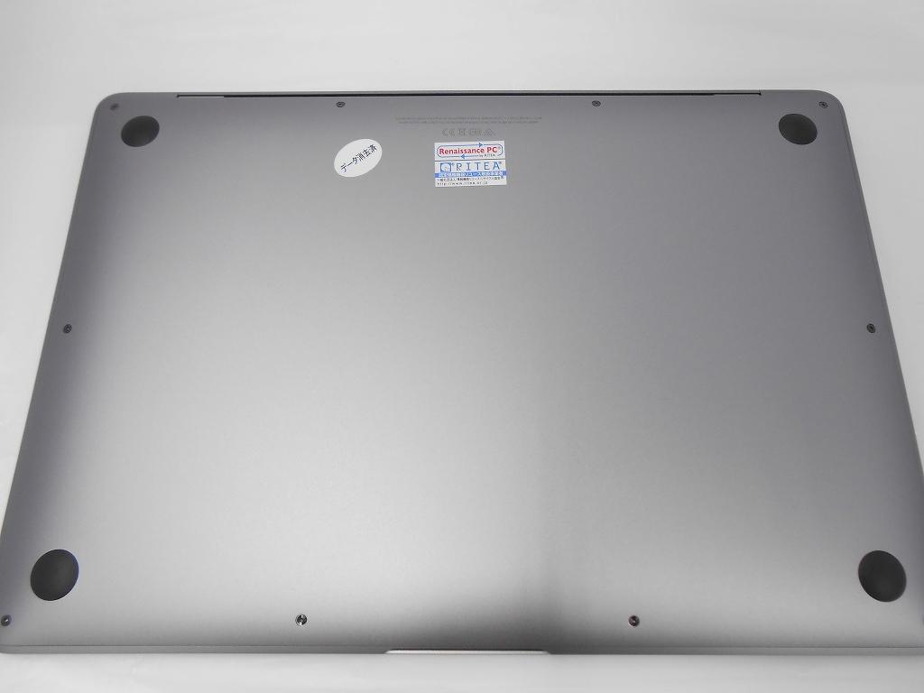 Aランク【中古】 Apple MacBookAir MWTJ2J/A /Early2020/Corei3 1.1GHz/メモリ8GB/SSD256GB/13インチ/Mac OS Catalina【3ヶ月保証】【足立店発送】