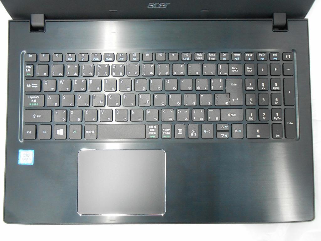 【中古】【MSOfficePer付】 ACER TravelMate P259G2M-A58QB6 /Corei5 7200U 2.5GHz/メモリ8GB/SSD128GB/15インチ/Windows10Home【3ヶ月保証】【足立店発送】
