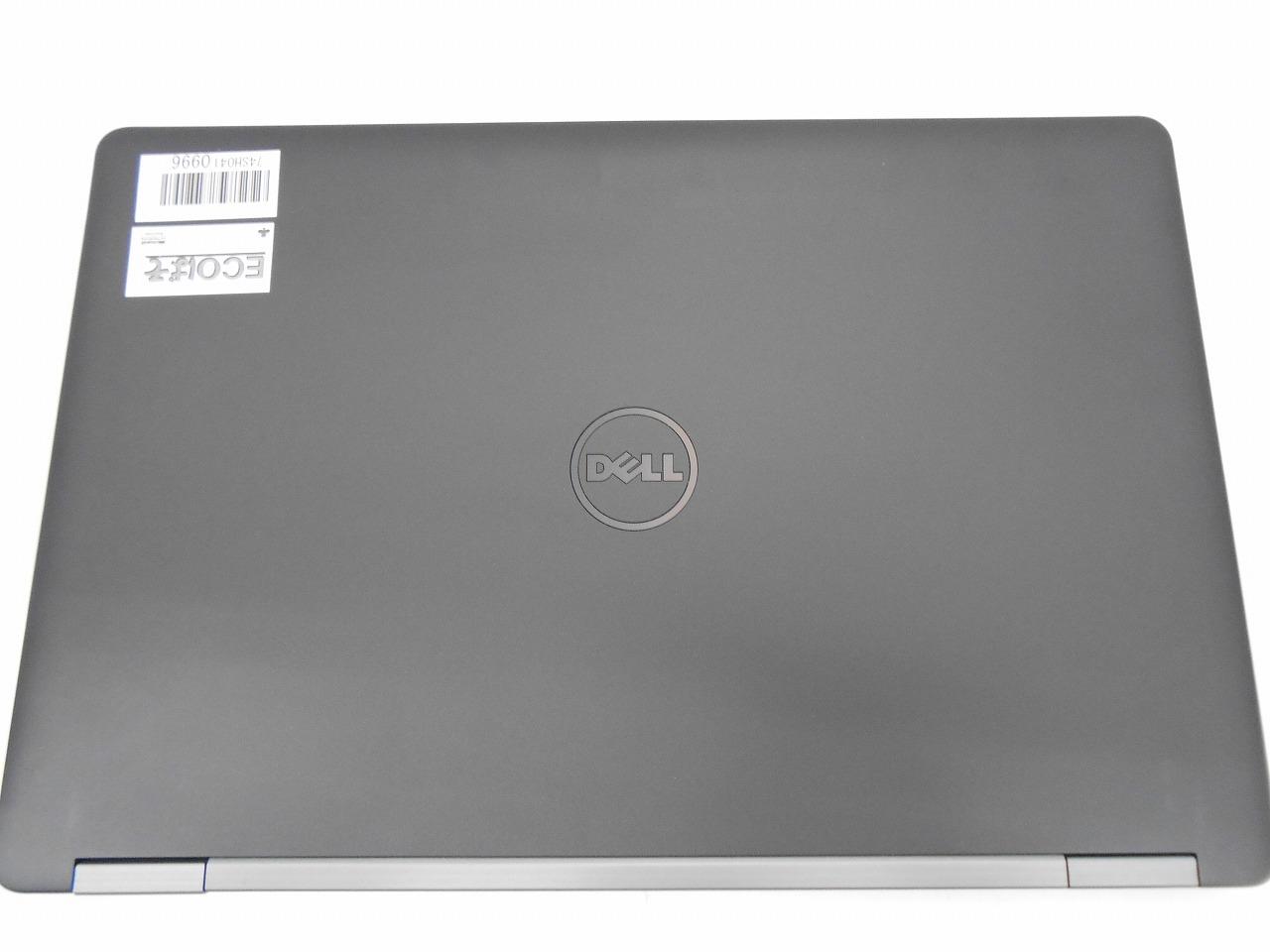 【中古】DELL Latitude E5570/2016年モデル/Corei7 6600U 2.6GHz/メモリ16GB/HDD500GB/15インチ/Windows10Home【3ヶ月保証】【足立店発送】
