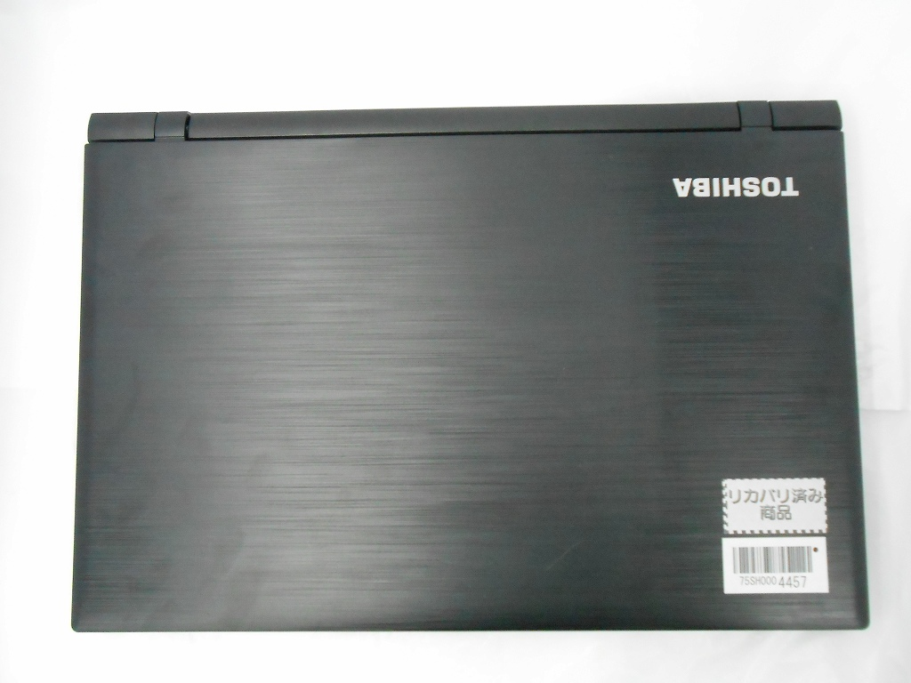 【周年祭】【中古】 dynabook AZ35/VB /2016年モデル/Corei5 6200U 2.3GHz/メモリ4GB/HDD500GB/15インチ/Windows10Home【3ヶ月保証】【足立店発送】
