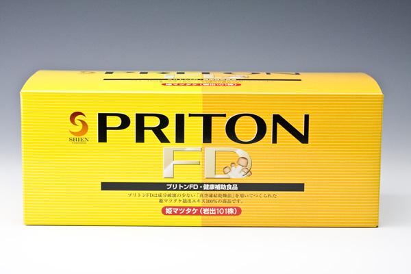 プリトンFD (岩出101株 姫マツタケ)12個セット