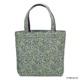 ミッフィーミニトート made with Liberty Fabrics グリーン