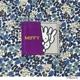 ミッフィーランチトート made with Liberty Fabrics ブルー
